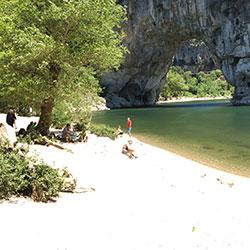Camping Nature Parc L'Ardéchois in Frankreich