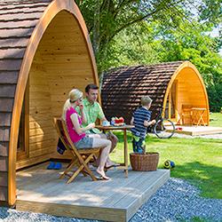 Via Claudia Camping in Deutschland